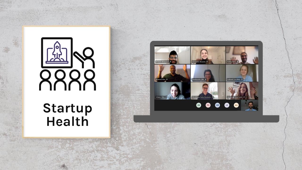 Startup Health Wahlpflichtfach Personalentwicklung