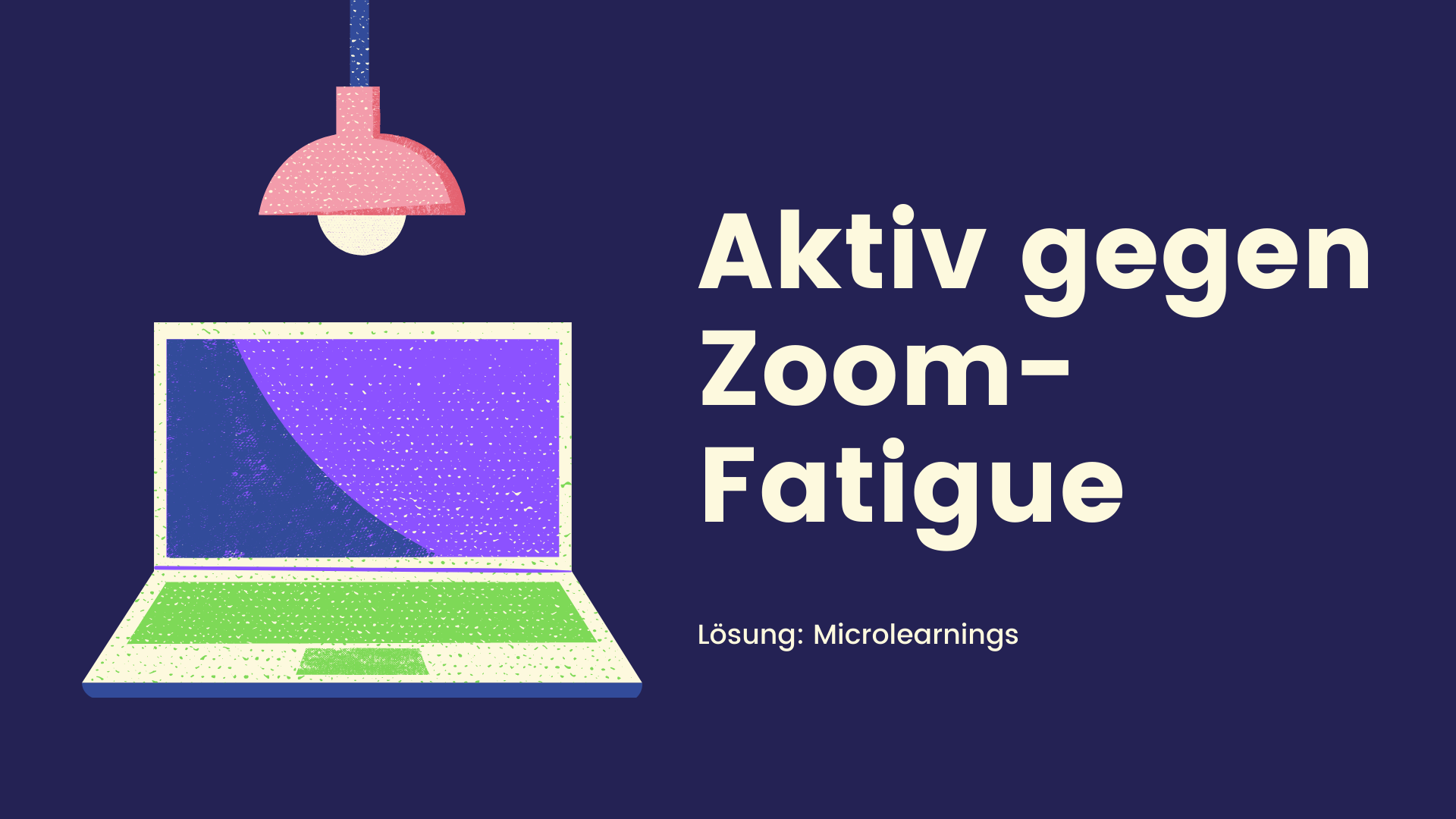 Zoom Fatigue Digitalisierung